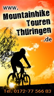 Mountainbike Touren Thüringen