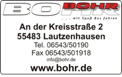 Bohr Bus-Shuttle