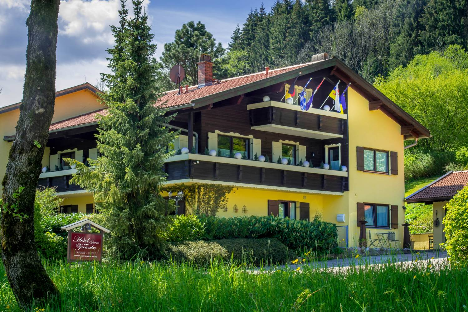 Photo impression of guesthouse Zeranka