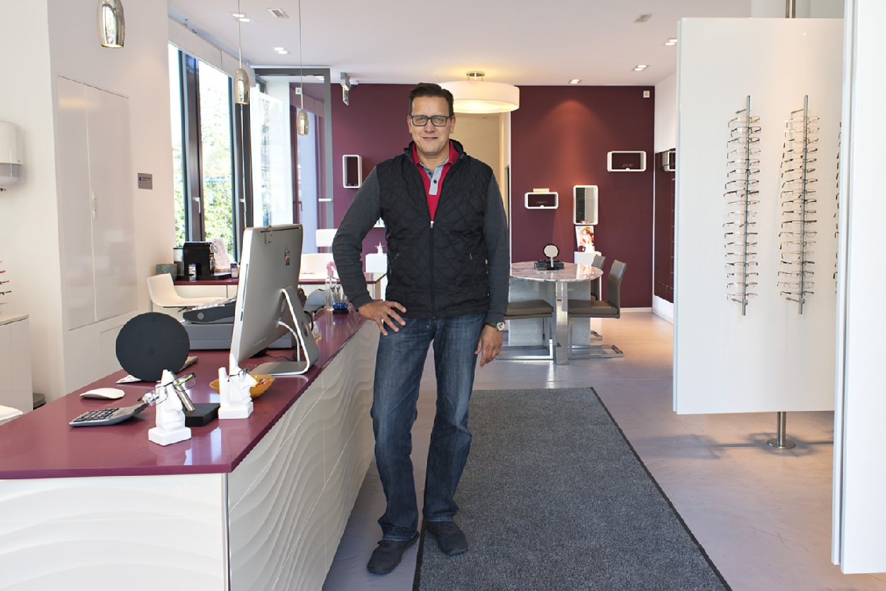 art optik becker - Augenoptiker in Düsseldorf