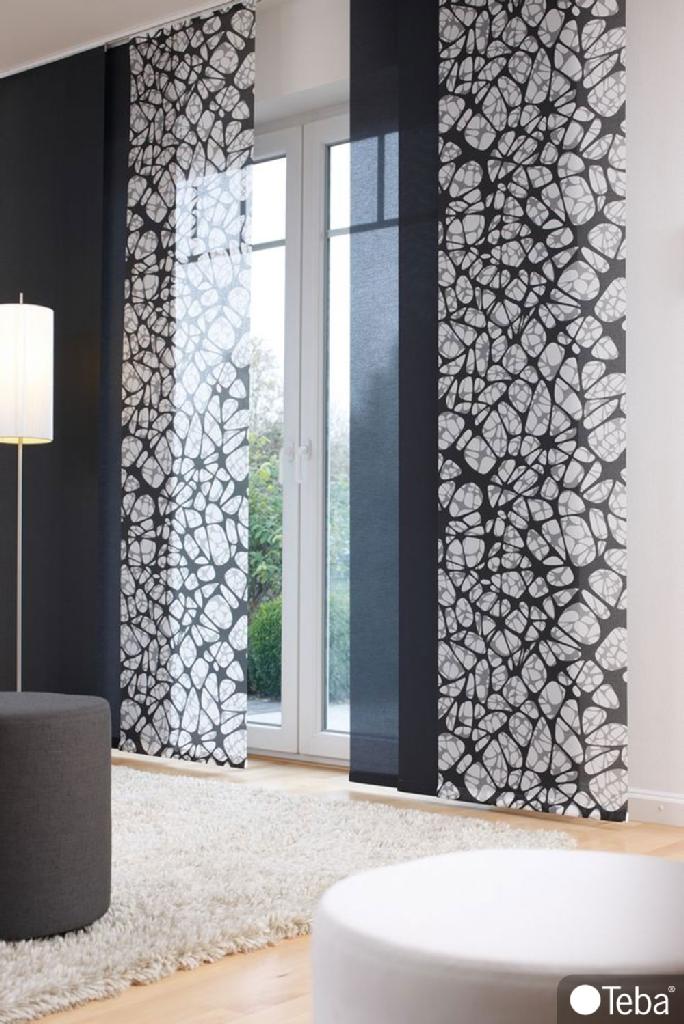 raumausstattung jaap in m lheim an der ruhr fl chenvorhang. Black Bedroom Furniture Sets. Home Design Ideas