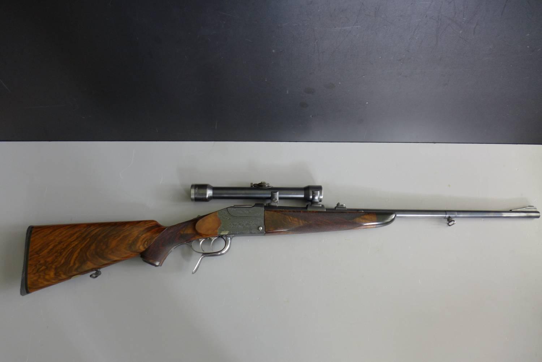 Feine-Jagdwaffen in Frankfurt - Blockbüchsen