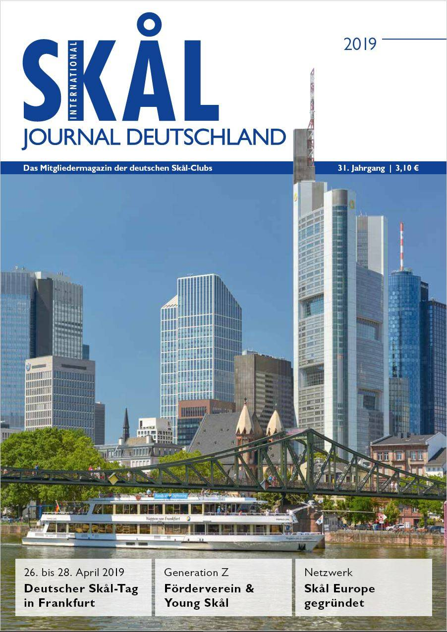 Skål Journal Deutschland 2019