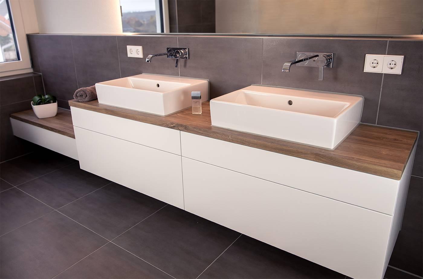 Badezimmer Aufsatzwaschbecken