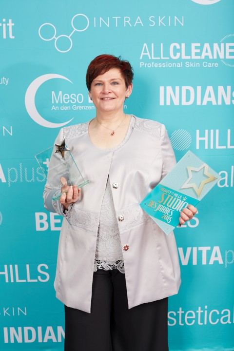 Petra Sürig - Beauty Hills Studio Ovation Award 2015