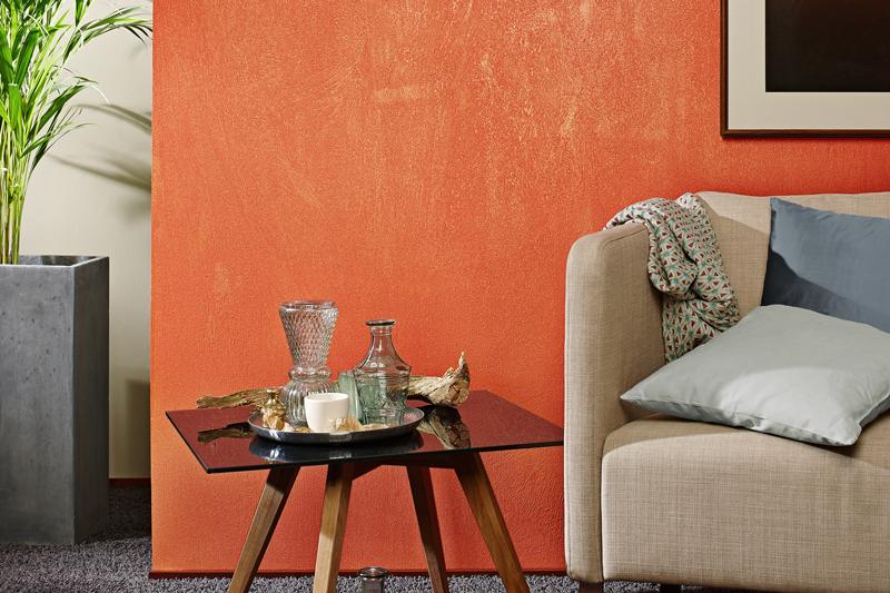 ihr malermeister in d sseldorf metallische wandgestaltung. Black Bedroom Furniture Sets. Home Design Ideas
