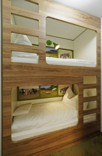 four bed room comfort