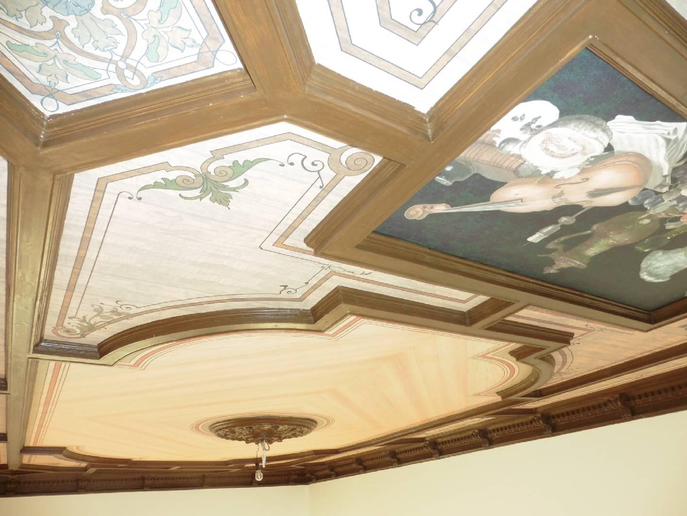 treppenhausgestaltung | malermeister norbert schimpf, Wohnzimmer dekoo