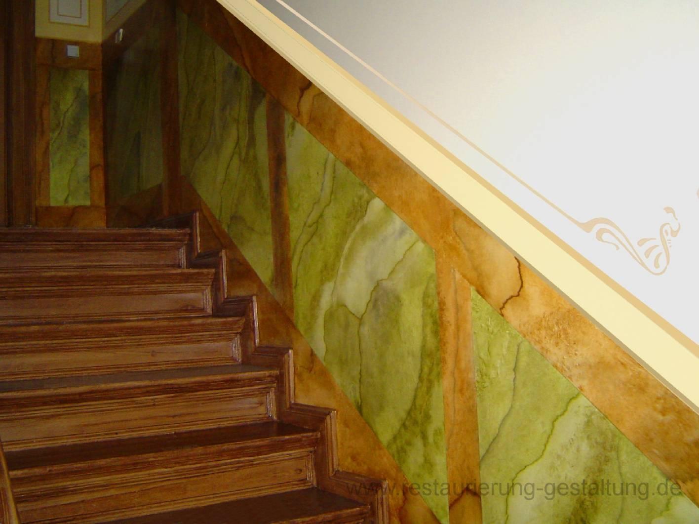 treppenhausgestaltung malermeister norbert schimpf. Black Bedroom Furniture Sets. Home Design Ideas