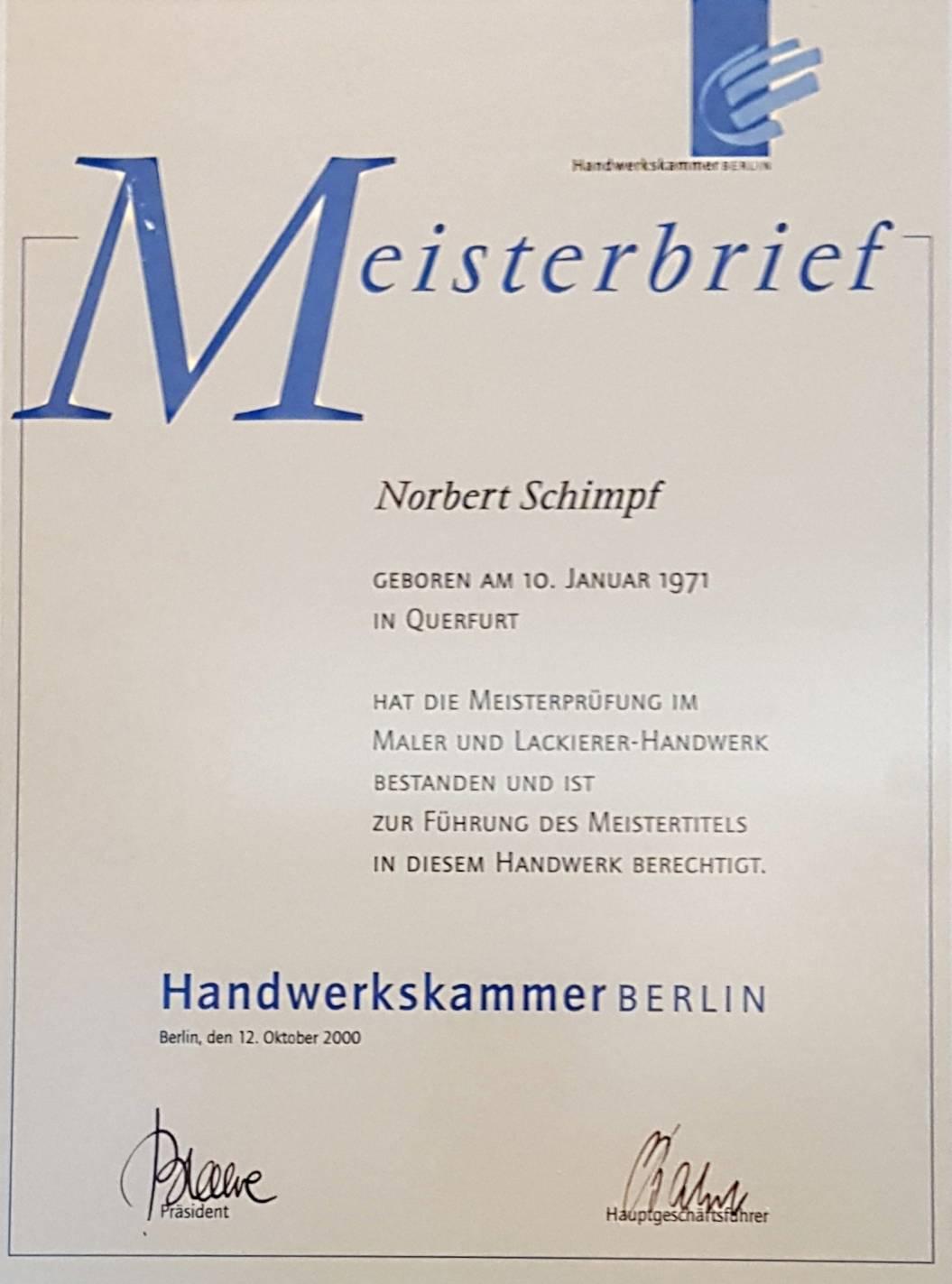 Spezialist Im Treppenhaus Restaurator Malermeister