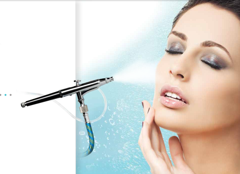 Aqua Jet - peel & lift - Oxibration