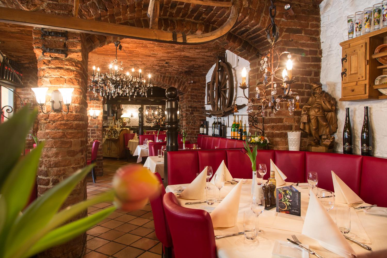 Ihr Landhaus Alte Scheune in Frankfurt / Nieder-Erlenbach - Restaurant