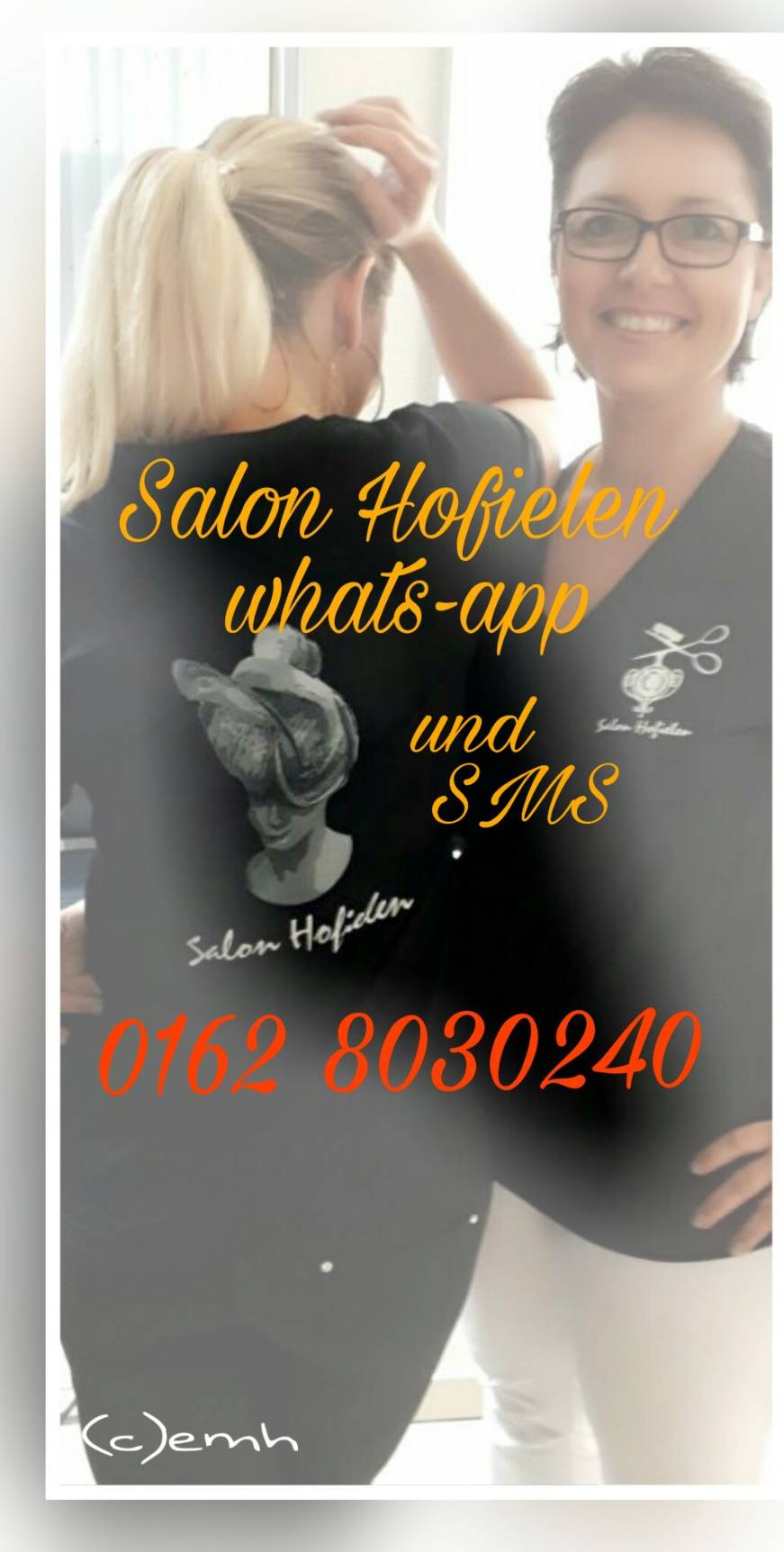 Salon Hofielen Haarstyling in Schwäbisch Gmünd - Startseite