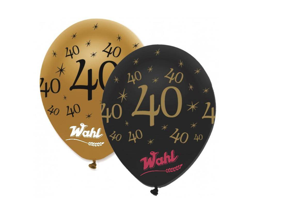 6-Luftballons-40--Geburtstag-Black-and-Gold-822054