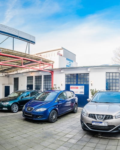 Autohaus Wenzel GmbH. Trade-ins.