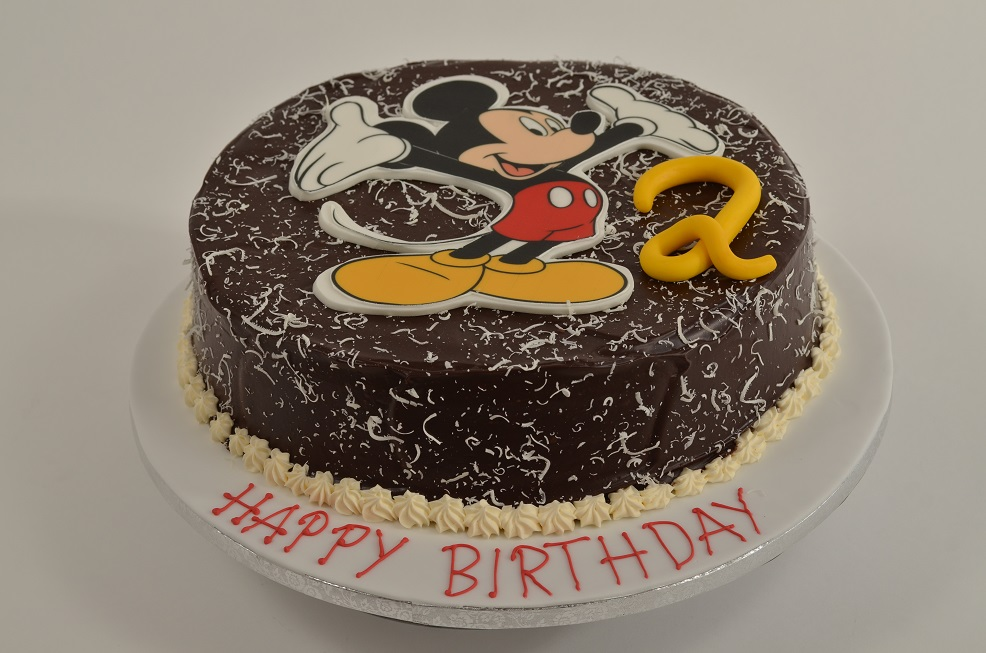 Torte Mickey Mouse