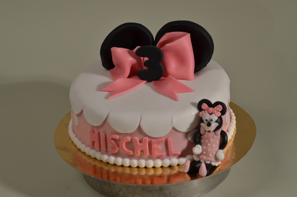 Mickey Mouse Torte