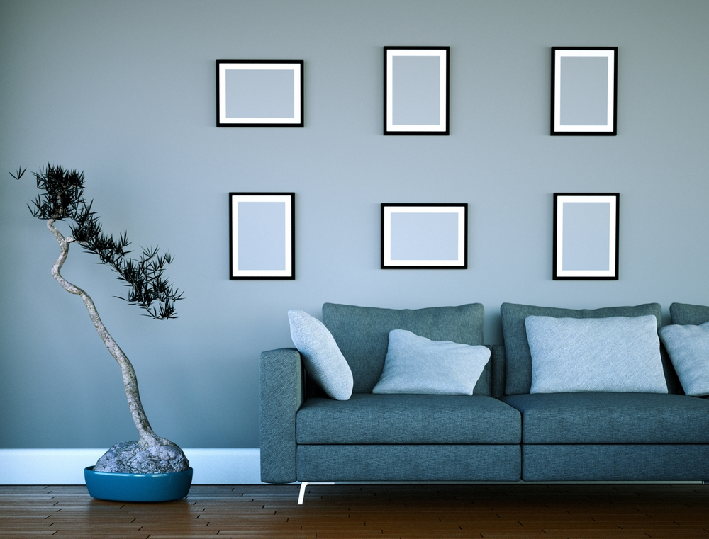 Der Wandel Der Zeit Beeinflusst Geschmäcker Und Formt Somit Neue Trends. Im  Interieur, Im Bereich Des Wanddesigns Sind Es Folgenden Hauptbereiche: