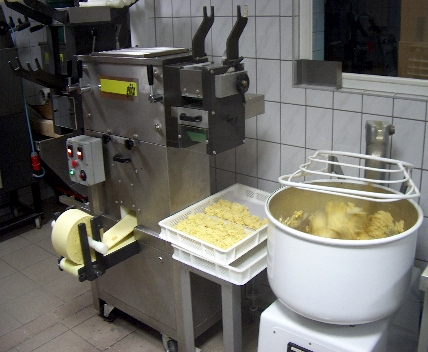 Nachtigall Nudel Jena Nudelproduktion