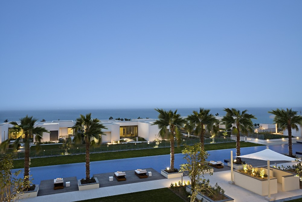Foto: The Oberoi Resort, Al Zorah Ajman United Arab Emirates