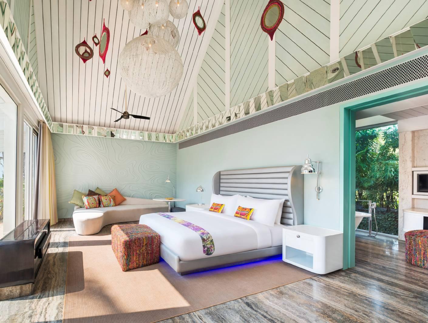 W Hotel   Goa   Luxushotel   Vagator Beach   Indien   Hotelmagazin ...