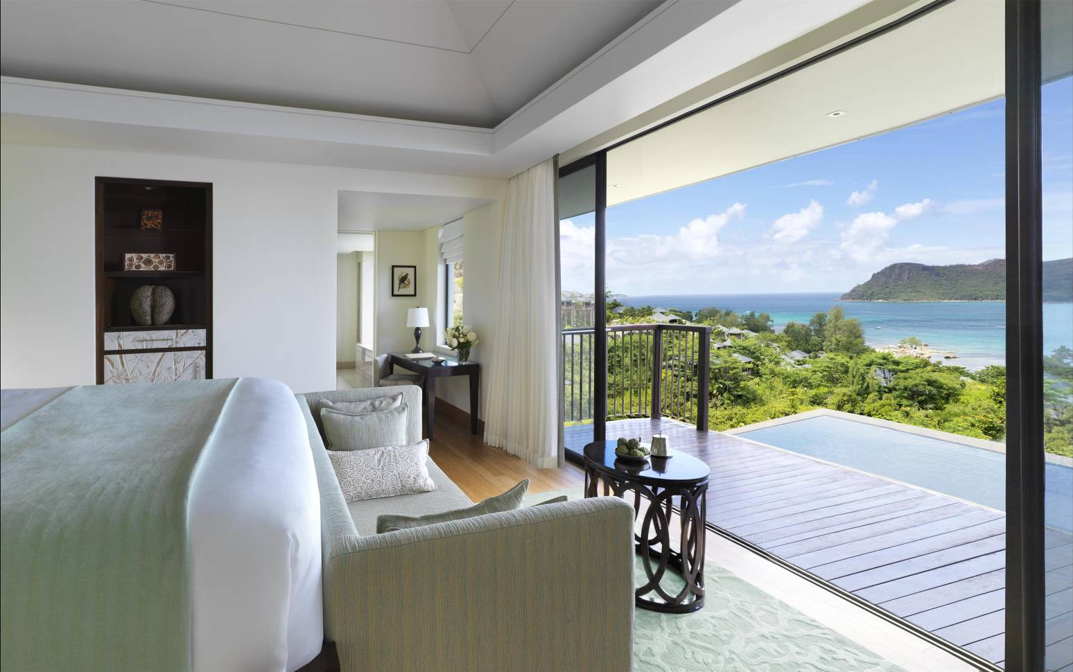 Raffles Seychelles - One Bedroom Panoramic Pool Villa