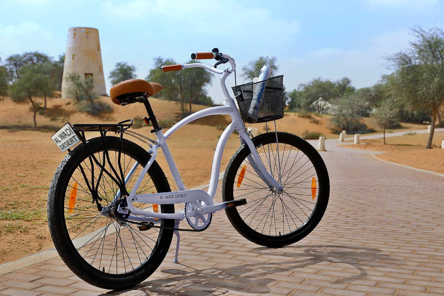Foto: The Ritz-Carlton Ras Al Khaimah, Al Wadi Desert - Bike