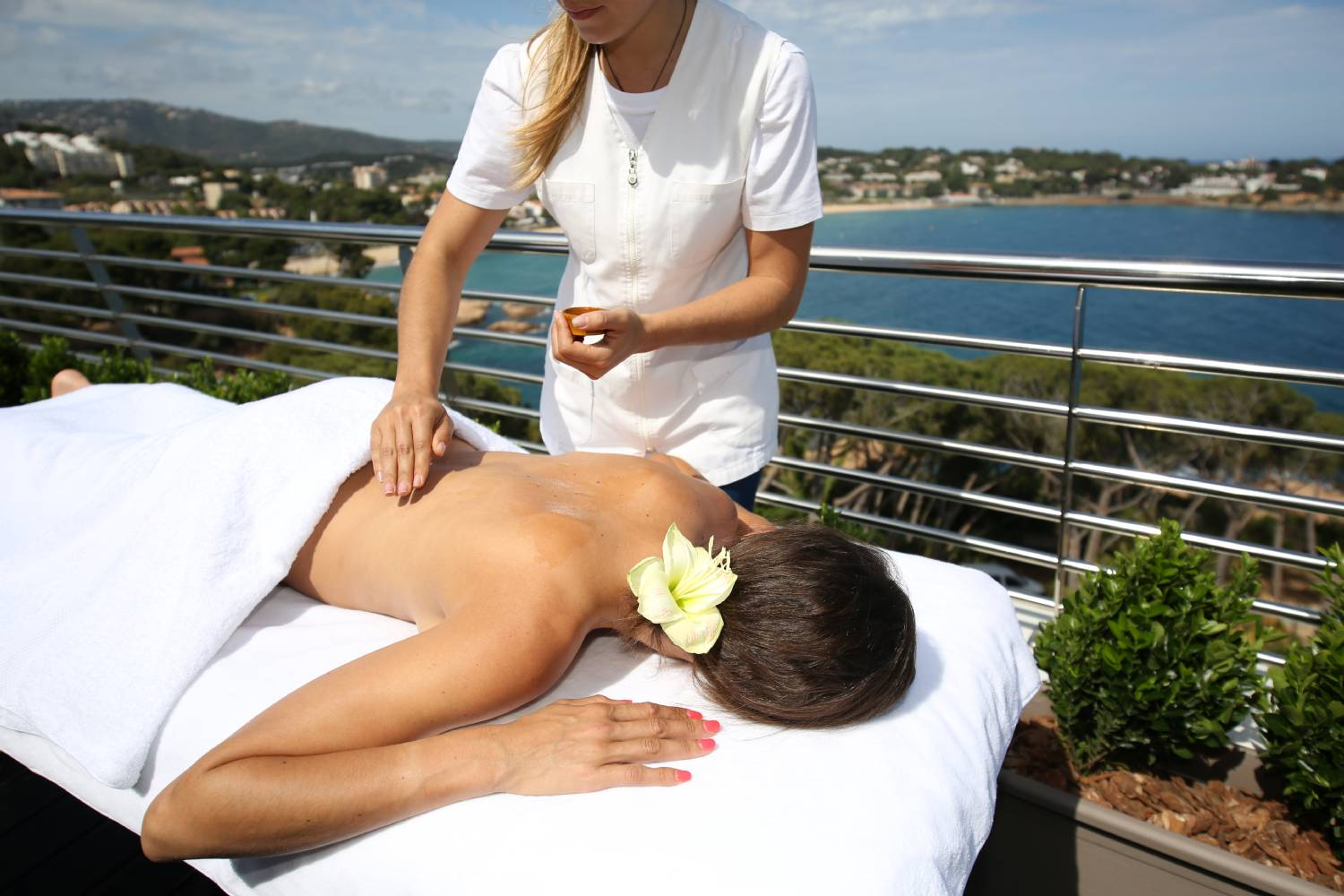 Foto: Alàbriga Hotel & Home Suites - Wellbeing SPA Treatment
