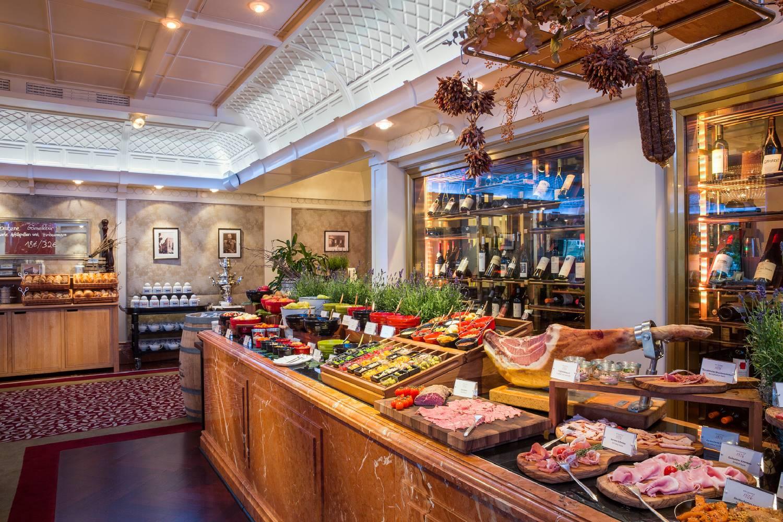 Breidenbacher Hof, a Capella Hotel Düsseldorf - Gourmet Cuisine ...
