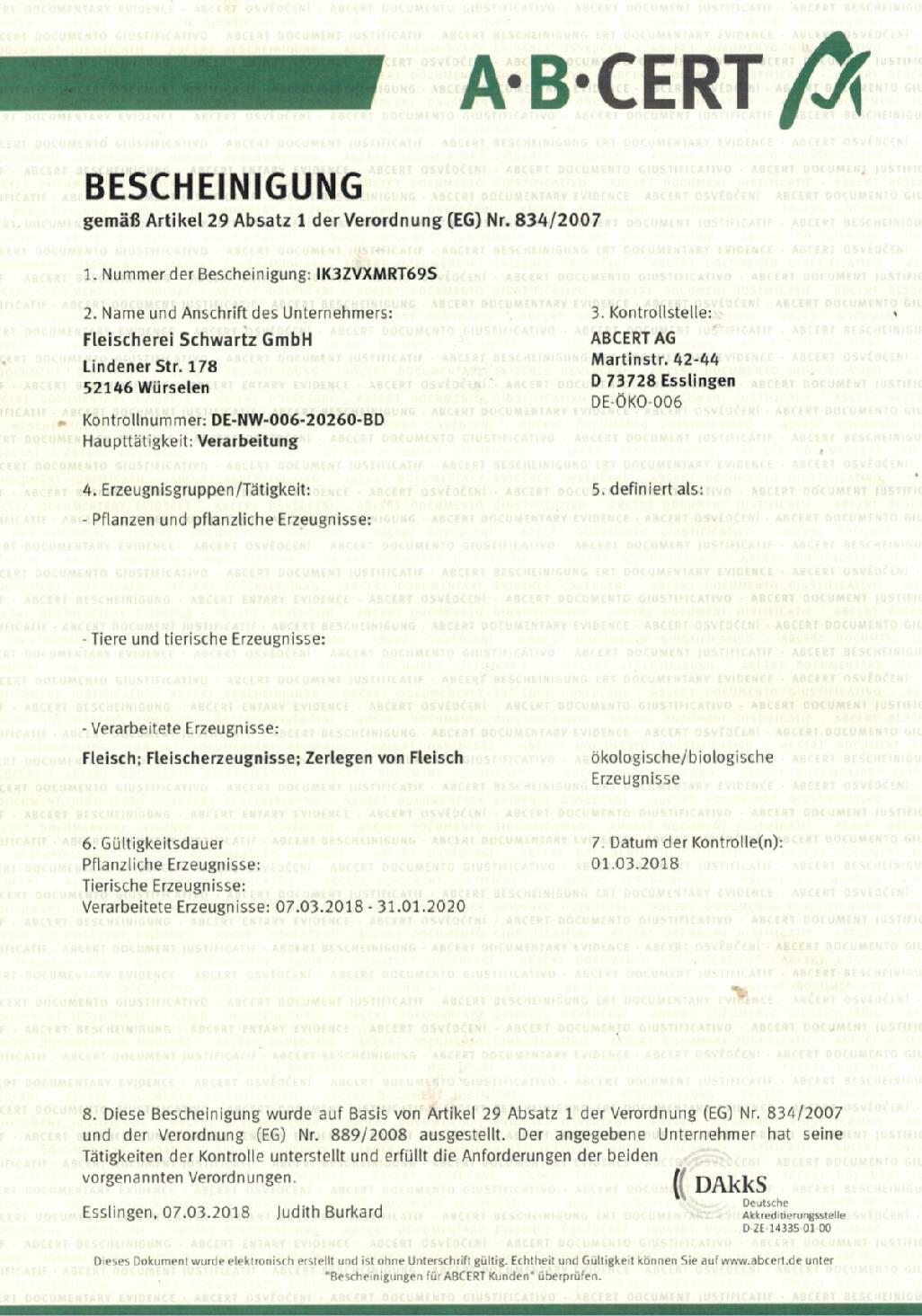 Metzgerei Schwartz In Würselen Partyservice