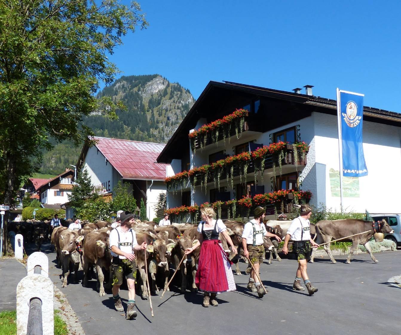 Hotel Amadeus Bad Hindelang