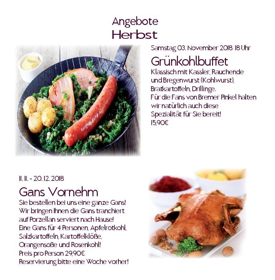 Ihr Hotel-Restaurant Zur Waldschänke in Soltau - Aktuelles