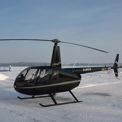 AEROHELI International GmbH & Co. KG - Flugschule in Neuhausen