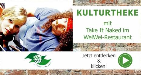 KULTURTHEKE mit Take It Naked