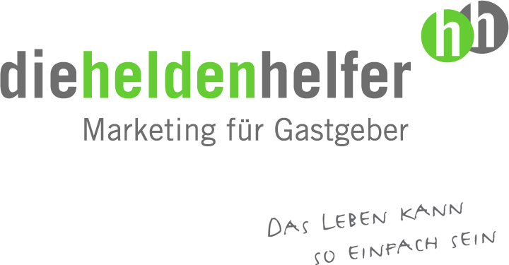Logo Die Heldenhelfer Marketingberatung