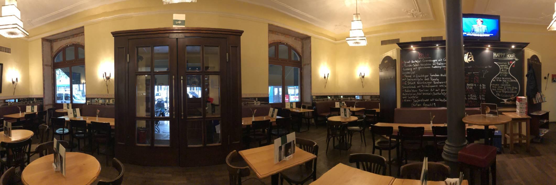 Ihr Cafe Voila In Munchen Startseite
