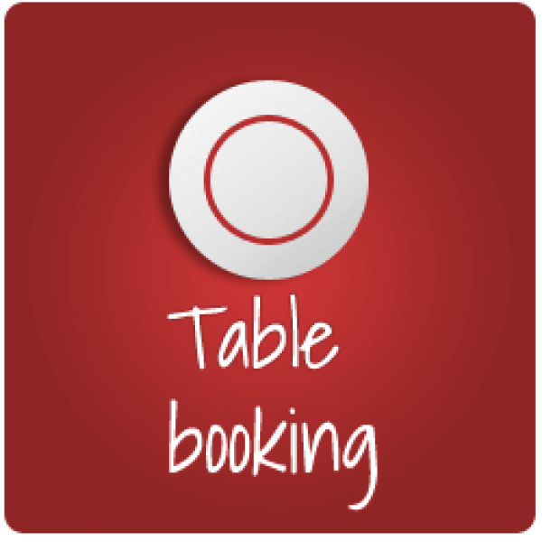 restaurant table booking