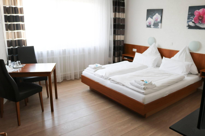 Hotel Garni Linnert In Weiterstadt Unsere Zimmer