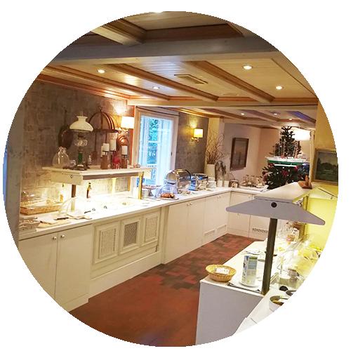 hotel freihof bernachtung und fr hst ck in wedel restaurant wasserm hle. Black Bedroom Furniture Sets. Home Design Ideas