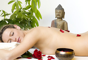 Aroma Wellness Massage in Usingen