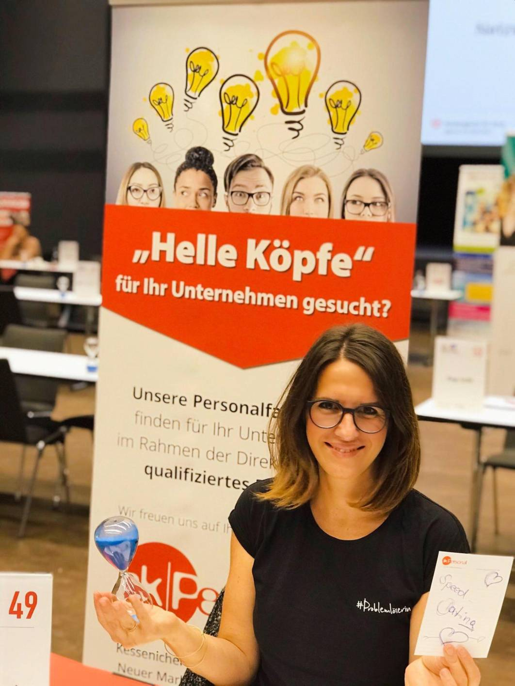Job-Speed-Dating in Troisdorf 2019