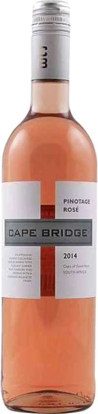 Cape Bridge Pinotage Rosé 0,75 L