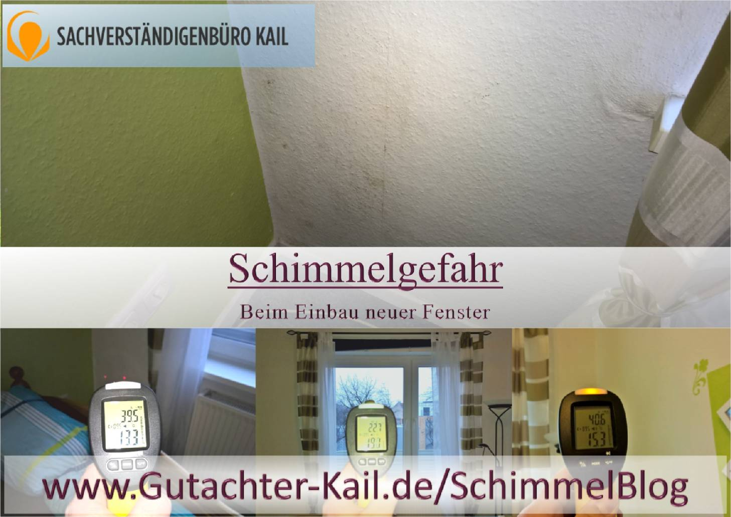 Sachverständigenbüro Kail in Traventhal - SchimmelBlog