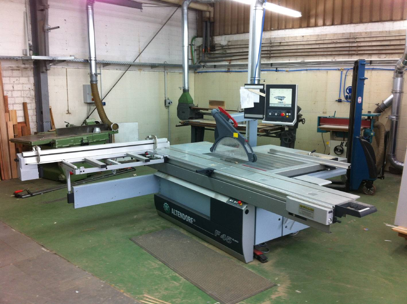 Altendorf F45 ELMO IV