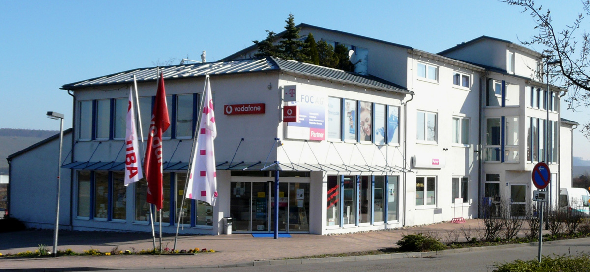 FUNK-OASE Communications AG in Ellhofen / Weinsberg