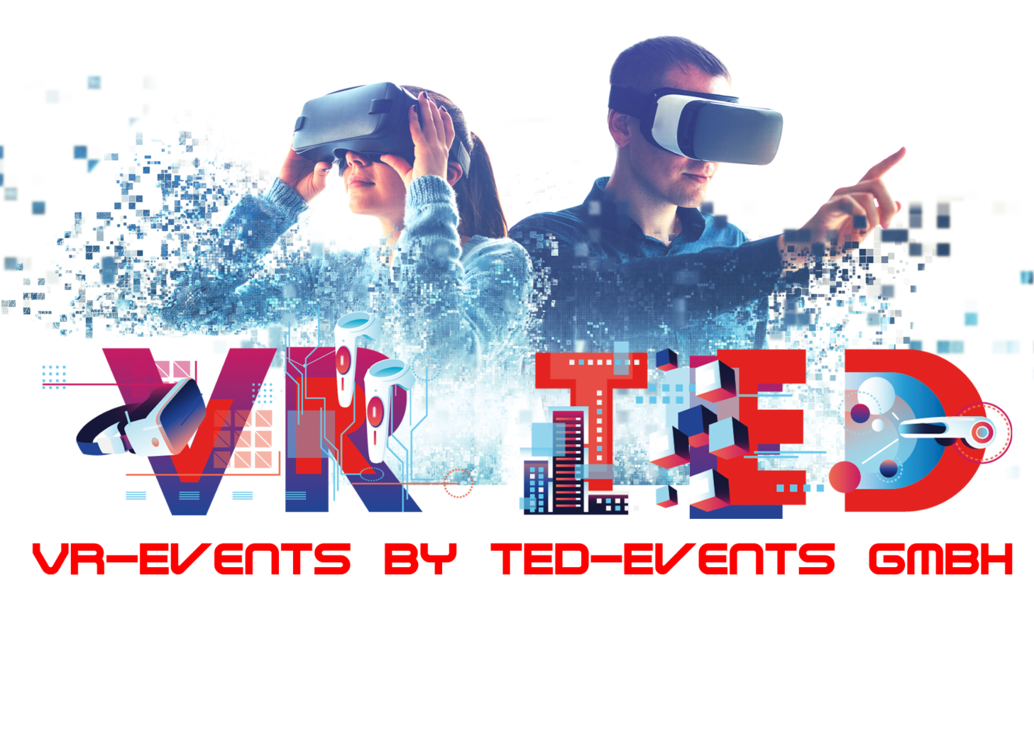 VR-Events powered by TED-Events GmbH - virtuelle Event-Module einfach dazu buchen  egal ob Teambuilding oder Messe