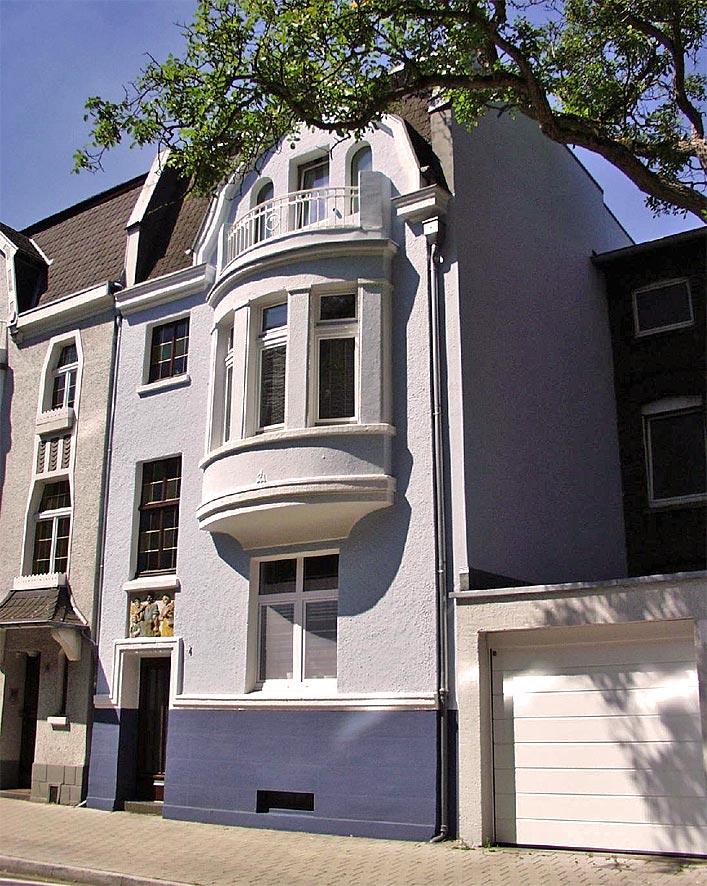Maler Meerbusch objekt raumdesign hillmann maler in meerbusch fassade