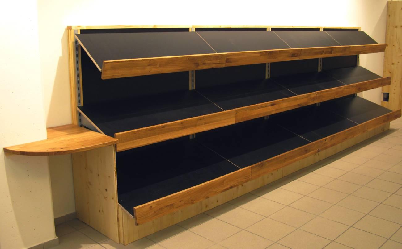 kologische einrichtungen und ladenbau aus holz in neu ulm m14 obst gem se regal. Black Bedroom Furniture Sets. Home Design Ideas