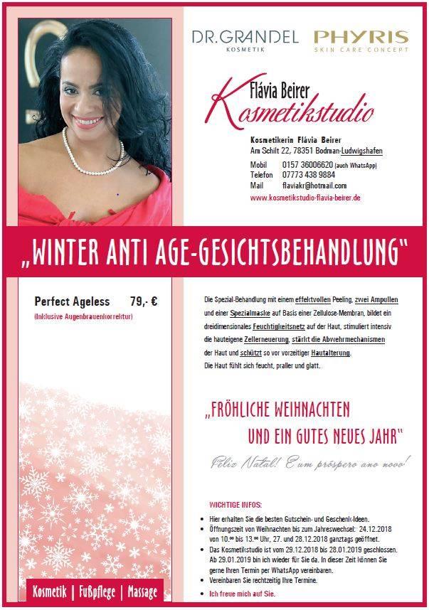 Kosmetikstudio Flavia Beirer Makeup und Styling in Bodman ...