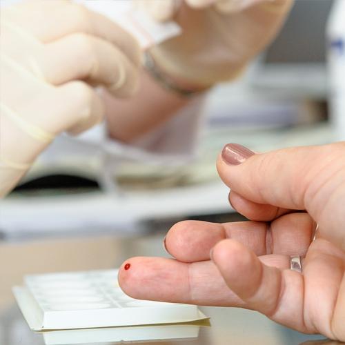 Blutbildanalyse